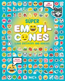 SÚPER EMOTICONES -BALLON-9789463076913