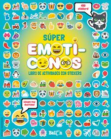 SÚPER EMOTICONOS-BALLON-978-94-6307-692-0