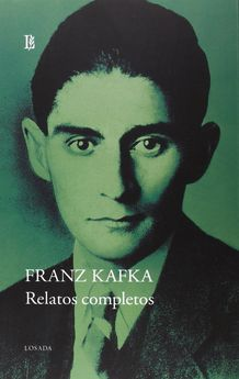 RELATOS COMPLETOS-KAFKA,FRANZ-9789500398763