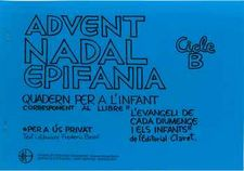 ADVENT NADAL EPIFANIA - CICLE B - QUADERN PER A L'INFANT-BASSO, FREDERIC-9789510031308