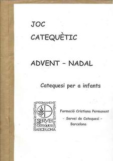 JOC CATEQUETIC - ADVENT NADAL-BASSO, FREDERIC-9789510033333