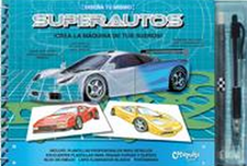 SUPERAUTOS.(ARTE Y DIBUJO)-RICHARDS,JON-9789876370134