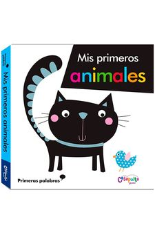 MIS PRIMEROS ANIMALES -FRANCESCA JONES-9789876373869