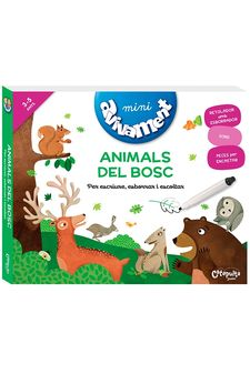 AVIVAMENT ANIMALS DEL BOSC - CAT-ELS EDITORS DE CATAPULTA-9789876378864